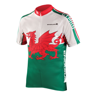 COOLMAX® Printed Wales Jersey II Black/None
