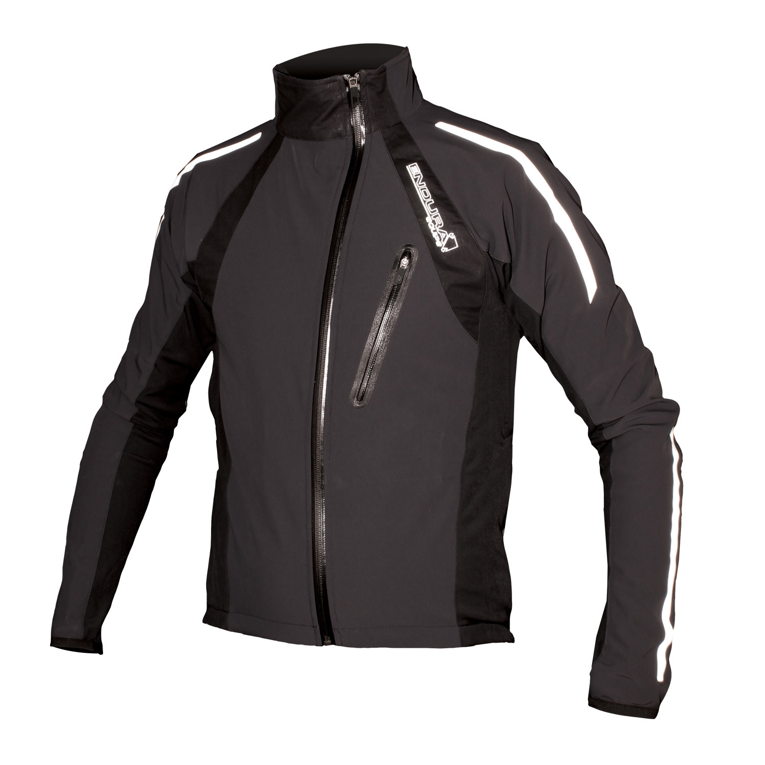 Equipe Thermo Windshield Jacket Black