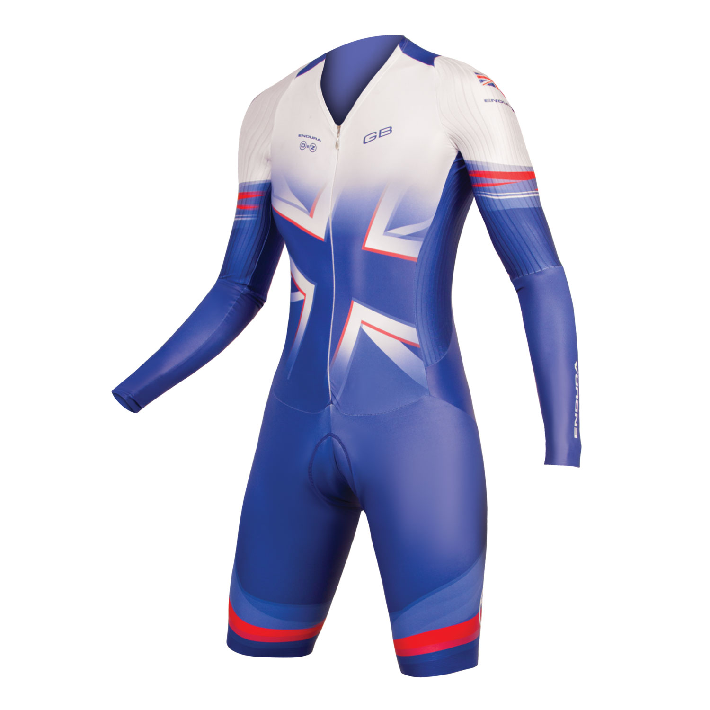 Team GB Women's Drag2Zero Encapsulator TT Suit NON SST