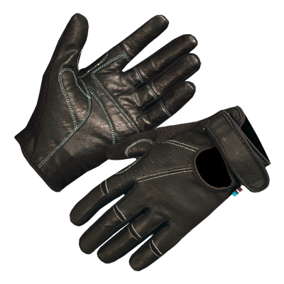 Urban Leather Glove Black