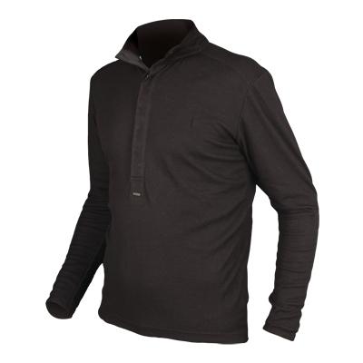 Urban COOLMAX® Merino L/S Jersey Black